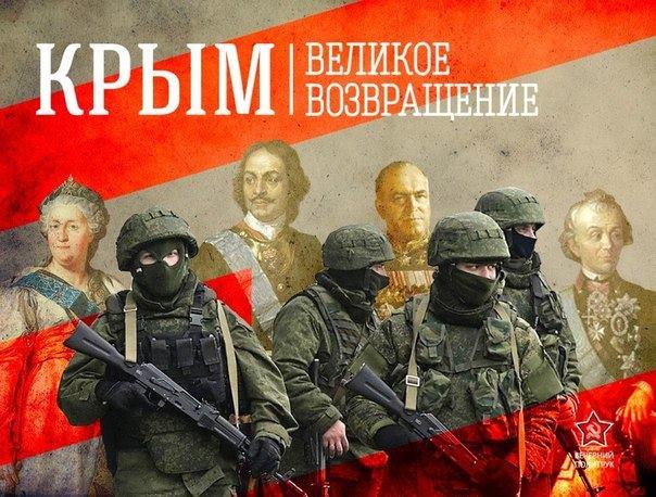 К событиям на Украине и в Крыму